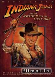 Indiana Džounsas ir dingusios Sandoros skrynios ieškotojai / Indiana Jones and the Raiders of the Lost Ark (1981)