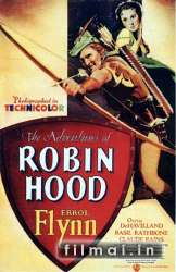 Robino Hudo nuotykiai / The Adventures of Robin Hood (1938)