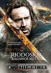 Juodosios raganos metai / Season Of The Witch (2011)