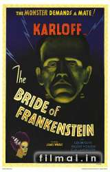 Frankenšteino nuotaka / The Bride of Frankenstein (1935)