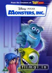 Monstrų Biuras / Monsters, Inc. (2001)
