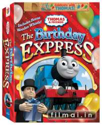 Thomas And Friends The Birthday Express (2011)