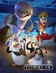 Madagaskaro Pingvinai: operacija pūslė / The Penguins of Madagascar: Operation Blowhole (2012)