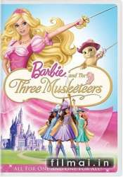 Barbė ir Trys muškietininkės / Barbie and the Three Musketeers (2009)