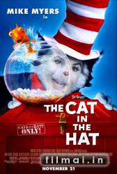 Katinas su skrybėle / The Cat in the Hat (2003)