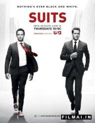 Kostiumuotieji / Suits (Season 02)