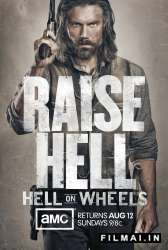 Pragaras ant ratų / Hell on Wheels (Season 02)