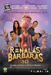 Ronalas Barbaras / Ronal the Barbarian (2011)