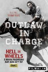 Pragaras ant ratų / Hell On Wheels (Sezonas 3)