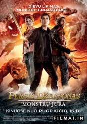 Persis Džeksonas. Monstrų jūra / Percy Jackson: Sea of Monsters (2013)