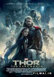 Toras 2: Tamsos pasaulis / Thor: The Dark World (2013)