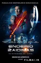 Enderio žaidimas / Enders Game (2013)