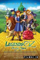 Legends of Oz: Dorothys Return (2013)