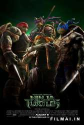 Vėžliukai nindzės / Teenage Mutant Ninja Turtles (2014)