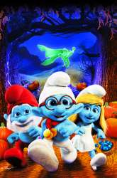 Smurfai. Smurfyno legenda / The Smurfs: The Legend of Smurfy Hollow (2013)