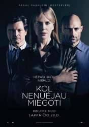 Kol nenuėjau miegoti / Before I Go to Sleep (2014)