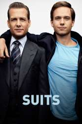 Kostiumuotieji / Suits (Season 01)