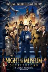 Naktis muziejuje. Kapo paslaptis / Night at the Museum: Secret of the Tomb (2014)