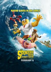 Kempiniukas plačiakelnis / The SpongeBob Movie: Sponge Out of Water (2015)