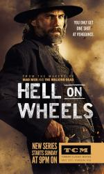Pragaras ant ratų / Hell on wheels (Season 05)