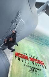 Neįmanoma misija: slaptoji tauta / Mission: Impossible - Rogue Nation (2015)