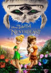 Tinker Bel ir legenda apie niekados monstrą / Tinker Bell and the Legend of the NeverBeast (2014)
