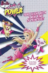 Barbės - princesės galia / Barbie in Princess Power (2015)