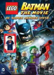 LEGO Betmenas ir Teisingumo lyga / LEGO Batman: The Movie (2013)