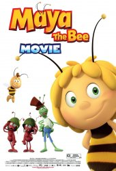 Bitė Maja / Maya the Bee Movie (2014)