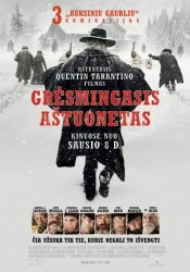 Grėsmingasis aštuonetas / The Hateful Eight (2015)