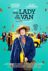 Moteris autobusiuke / The Lady in the Van (2015)