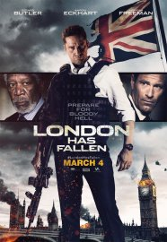 Londono apgultis / London Has Fallen (2016)