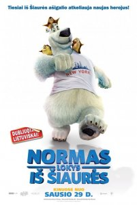 Normas, lokys iš Šiaurės / Norm of the North (2016)