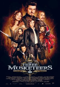 Trys muškietininkai / The Three Musketeers (2011)