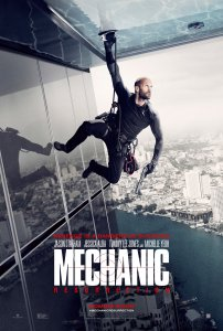 Mechanikas: sugrįžimas / Mechanic: Resurrection (2016)