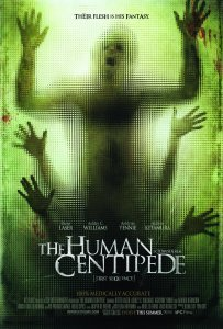 Žmogaus Šimtakojis / The Human Centipede: First Sequence (2009)