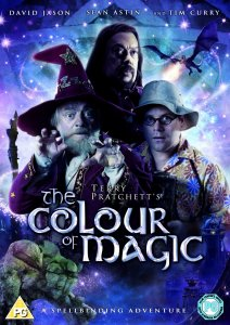 Magijos spalva / The Colour of Magic (2008)