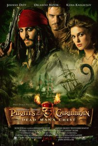 Karibų piratai: numirėlio skrynia / Pirates of the Caribbean: Dead Mans Chest (2006)