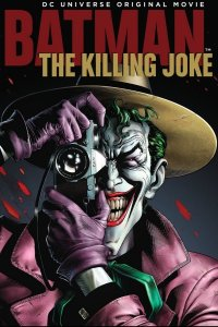 Betmanas: žudantis Džokeris / Batman The Killing Joke (2016)
