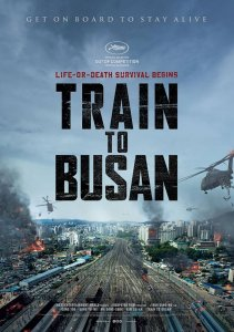 Traukinys į Busan / Train To Busan (2016)