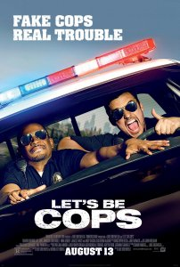 Apsimeskim farais / Lets Be Cops (2014)