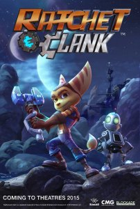 Račetas ir Klankas / Ratchet and Clank (2016)