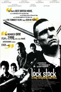 Lok, stok arba šauk / Lock Stock and Two Smoking Barrels (1998)