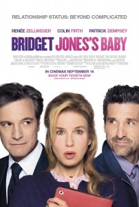 Bridžitos Džouns kūdikis / Bridget Jones Baby (2016)