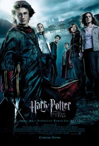 Haris Poteris ir ugnies taurė / Harry Potter and the Goblet of Fire (2005)