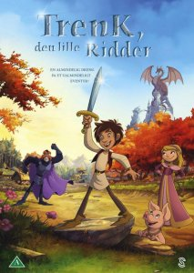 Mažasis riteris Trenkas / Trenk, the Little Knight (2015)
