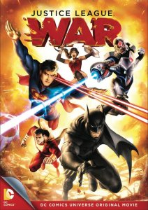 Tesingumo lyga: karas / Justice League: War (2014)
