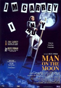 Žmogus mėnulyje / Man on the Moon (1999)