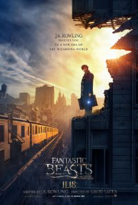 Fantastiniai gyvūnai ir kur juos rasti / Fantastic Beasts and Where to Find Them (2016)