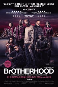 Brolystė / Brotherhood (2016)